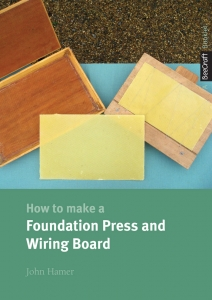 How to make a Foundation Press and Wiring Board